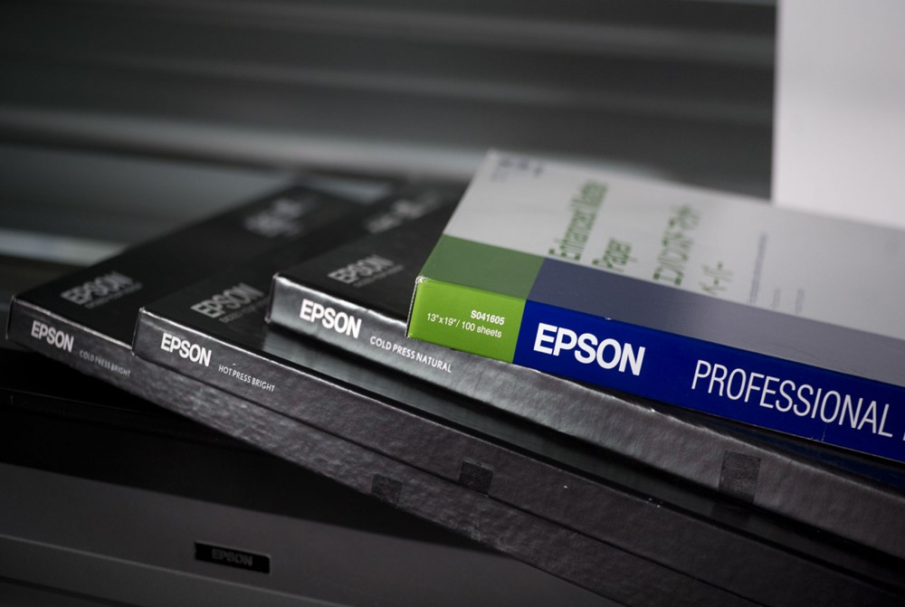 Happy with Epson fineart papers
