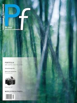Cover Pf magazine 21