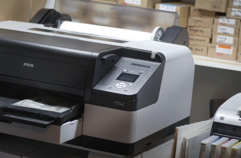 Epson A2 fineart printers | Ultrachrome HDR inkset